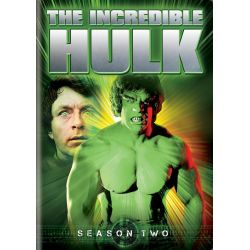 Incredible Hulk, The: The Complete Second Season (Repackage) (DVD 1978)