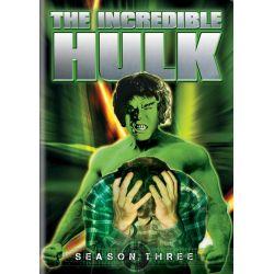 Incredible Hulk, The: The Complete Third Season (Repackage) (DVD 1979)