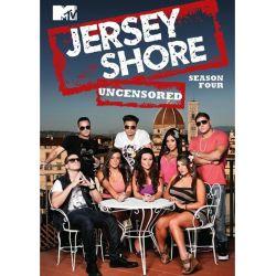 Jersey Shore: Season Four (DVD 2011) Zagraniczne