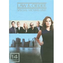 Law & Order: Special Victims Unit - The Fourteenth Year (DVD 2012)