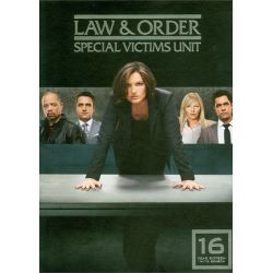 Law & Order: Special Victims Unit - The Sixteenth Year (DVD 2014)