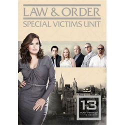 Law & Order: Special Victims Unit - The Thirteenth Year (DVD 2011) Zagraniczne