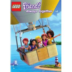 Lego Friends: Always Together (DVD)