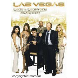 Las Vegas: Season Three - Uncut & Uncensored (DVD 2005)
