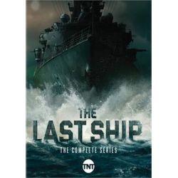 Last Ship, The: Complete Seasons 1-5 (DVD 2019) Pozostałe