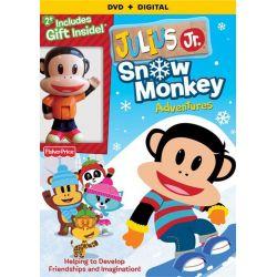 Julius Jr.: Snow Monkey Adventures (DVD + UltraViolet) (DVD 2013) Pozostałe