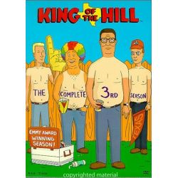 King Of The Hill: The Complete Third Season (DVD 1999) Zagraniczne