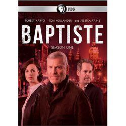 Masterpiece Mystery-Baptiste (DVD 2020) Pozostałe