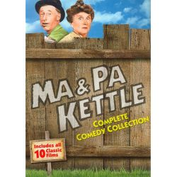 Ma And Pa Kettle: Complete Comedy Collection (DVD)