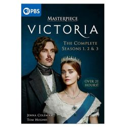 Masterpiece: Victoria - The Complete Seasons 1, 2 & 3 (DVD 2020)