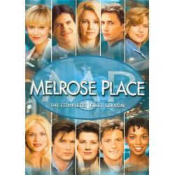 Melrose Place: Complete Series Pack (DVD) Pozostałe