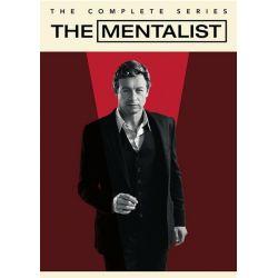 Mentalist, The: The Complete Series (DVD) Zagraniczne
