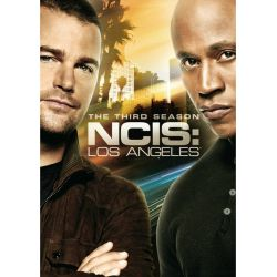 NCIS: Los Angeles - The Third Season (DVD 2011) Pozostałe