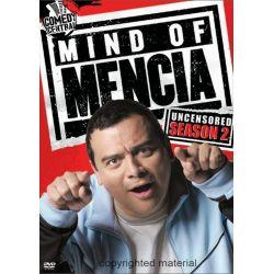 Mind Of Mencia: Season 2 Uncensored (DVD 2006) Zagraniczne