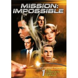 Mission: Impossible - The Complete First TV Season (DVD 1966)