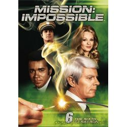 Mission: Impossible - The Sixth TV Season (DVD 1971)
