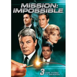 Mission: Impossible - The Third TV Season (DVD 1968)