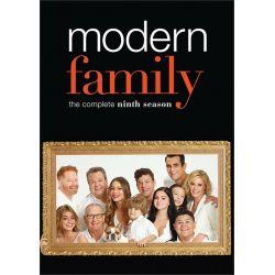 Modern Family: The Complete Ninth Season (DVD 2018) Zagraniczne