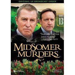 Midsomer Murders: Series 13 (DVD 2001) Pozostałe