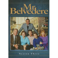Mr. Belvedere: Seasons Three (DVD 1986) Pozostałe