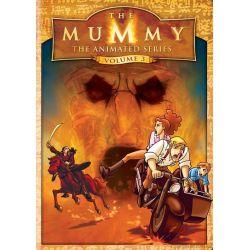 Mummy, The: The Animated Series - Volume 3 (DVD) Pozostałe