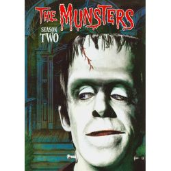 Munsters, The: The Complete Second Season (Repackage) (DVD 1965) Pozostałe