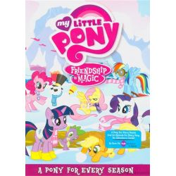 My Little Pony: Friendship Is Magic - A Pony For Every Season (DVD)