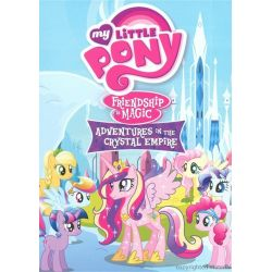 My Little Pony: Friendship Is Magic - Adventures In The Crystal Empire (DVD 2012)