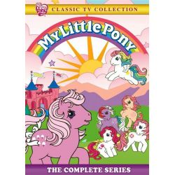 My Little Pony: The Complete Series (DVD)