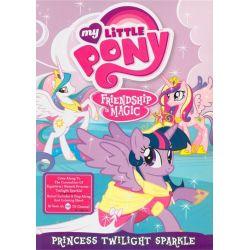 My Little Pony: Friendship Is Magic - Twilight Sparkle Princess (DVD 2013)