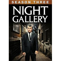 Night Gallery: The Complete Third Season (DVD 1972) Pozostałe