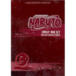 Naruto: Volume 3 - Special Edition Box Set (DVD 2002) Pozostałe