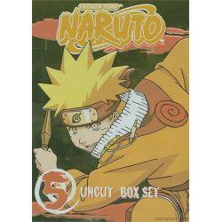 Naruto: Volume 5 - Special Edition Box Set (DVD 2002)