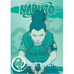 Naruto: Volume 9 - Box Set (DVD 2008)