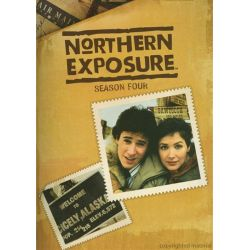 Northern Exposure: The Complete Fourth Season (Repackage) (DVD 1992) Pozostałe