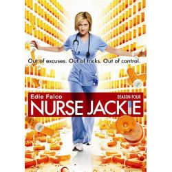 Nurse Jackie: Season Four (DVD 2012)