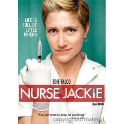 Nurse Jackie: Season One (DVD 2009)