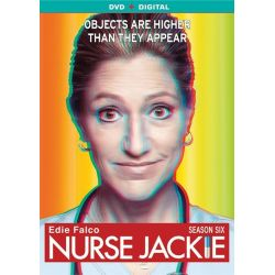 Nurse Jackie: Season Six (DVD + UltraViolet) (DVD 2014)