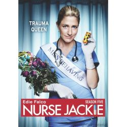 Nurse Jackie: Season Five (DVD 2013)