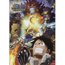 One Piece: Heart of Gold - TV Special (DVD 2016)
