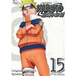 Naruto Shippuden: Volume 15 (DVD) Zagraniczne