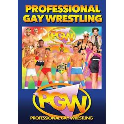PGW: Professional Gay Wrestling, The (DVD)