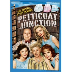 Petticoat Junction: The Official First Season (DVD 1963)