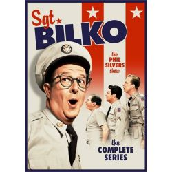 Phil Silvers Show, The: The Complete Series (DVD 1955) Pozostałe