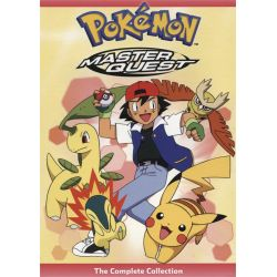 Pokemon: Master Quest - The Complete Collection (DVD) Pozostałe