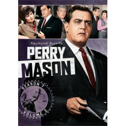 Perry Mason: Season 7 - Volume 2 (DVD 1964)