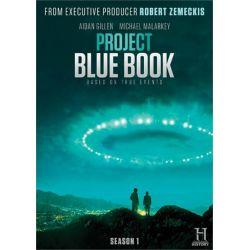 Project Blue Book: Season 1 (DVD 2019) Pozostałe