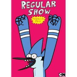 Regular Show: Mordecai Pack (DVD 2015)