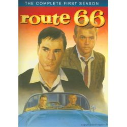 Route 66: The Complete First Season (DVD 1960) Zagraniczne