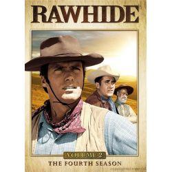 Rawhide: The Fourth Season - Volume Two (DVD 1961) Zagraniczne